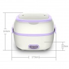 Pandaoo Multi-functional Automatic Electric Rice Cooker - White