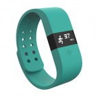 DIGICare Bluetooth 4.0 Pedometer Sleep Tracking Notification Smart Wrist Bracelet - Mint Green