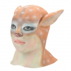 SYVIO Schönheit Deer Mask für Cosplay / Halloween-Kostüm-Party - Orange + Hautfarbe