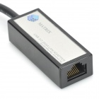 Wired USB 3.0 10 / 100 / 1000Mbps Network Adapter Card - nero