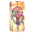 Dream Catcher Pattern Protective TPU Back Case Cover for IPHONE 6 PLUS - Beige + Green
