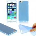 "Hat-Prince Ultra-thin Protective TPU Soft Back Case for IPHONE 6 PLUS 5.5"" - Translucent Blue"