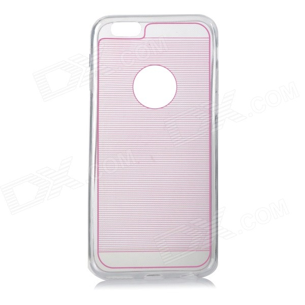 0.1cm Ultra Thin Protective TPU Back Case Cover for IPHONE 6 4.7