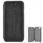 "HOCO Protective Classic PU Flip-Open Case for IPHONE 6 4.7"" - Black"