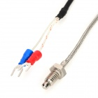 K-Type Thermocouple Connection Cable - Grey + Red + Blue (193cm)