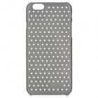 "Hollowed Stars Pattern PC Back Case for IPHONE 6 4.7"" - Black"