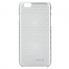 "Hollowed Stars Pattern PC Back Case for IPHONE 6 4.7"" - Silver"