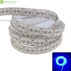 SENCART Dual-Row IP68 90W 2700lm 450 ~ 490 nm 900-3528 SMD LED Blue Light Strip (DC 12V)
