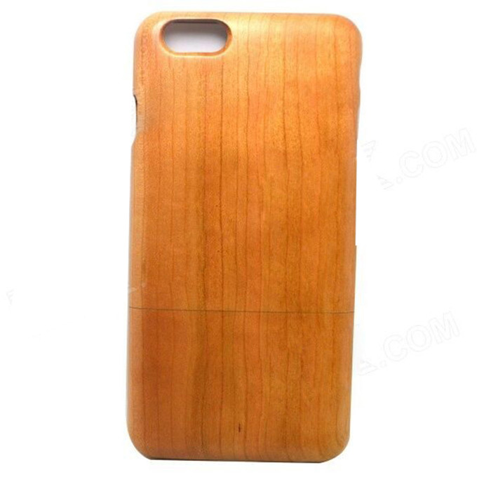 LS-I6 Retro Protective Cherry Wood Back Case for IPHONE 6 4.7