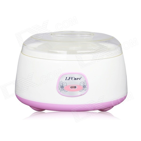 Multi-Function Automatic Yoghurt Maker Wit + Roze + Multi-Color (220V-1L)