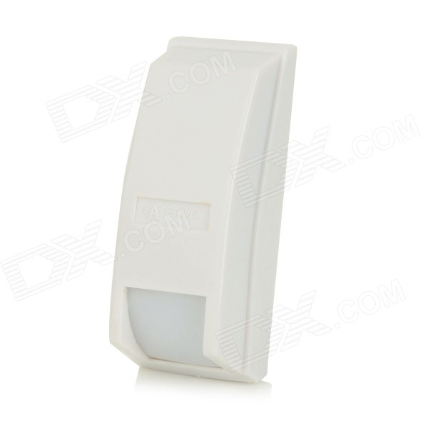ABS Mini Infrared Space Detector - White (12V)