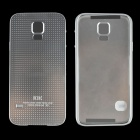 Protective Aluminum Alloy Back Case for Samsung Galaxy S5 - Silver
