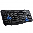 MaShang MS-500 Professional Gaming Keyboard - Black (150cm)