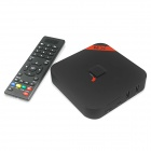 MXQ Quad-Core H.265 Android 4.4.2 Google TV Player ж / 1GB RAM, 8 Гб ROM, TF, Wi-Fi, США Plug