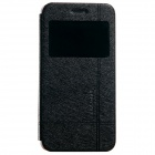 KALAIDENG Protective PU Leather Case Cover Stand for IPHONE 6 Plus - Black