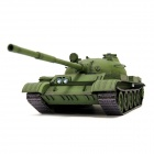 1:35 Russian T-62 Mod.1962 Assembled Tank Model Kit - Green
