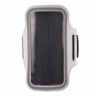 NEJE Waterproof Armband Case + Hands-free Headset for IPHONE 6 - White