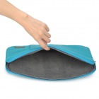"POFOKO Protective Nylon Sleeve Bag w/ Zipper for MacBook Air / Pro 13.3"" Laptop - Blue"
