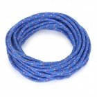 AOTU AT6722 6mm Outdoor Survival Emergency Rescue Life Safety Rope - Blue (10m)