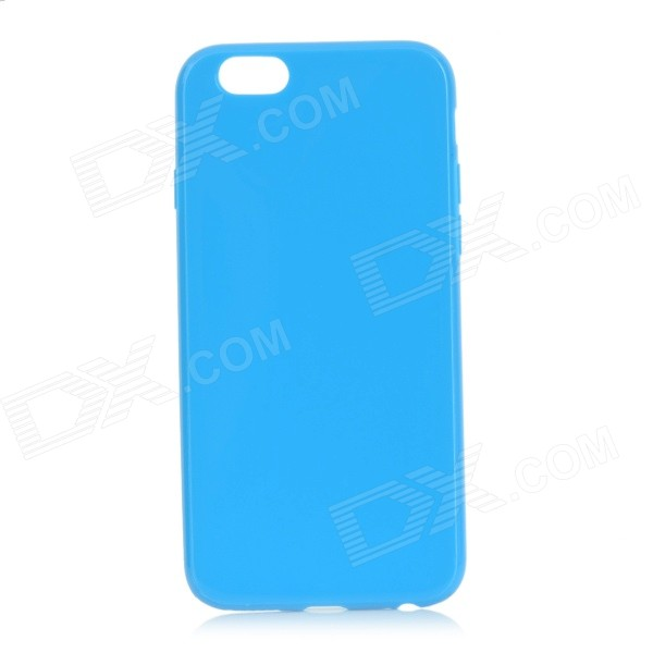 Protective TPU Back Case for IPHONE 6 4.7 - Sky Blue blue sky чаша северный олень