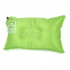 AOTU AT6222 Outdoor Camping Travelling Auto Air Inflatable Cushion Pillow - Green