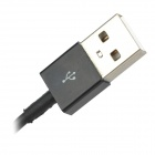 USB Magnetic Data Charging Cable for Sony Z1 / Zu + More - Black (1m)