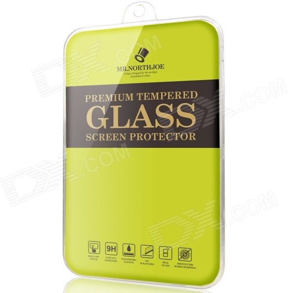 Mr.northjoe 9H 0.26mm Ultrathin Professional Tempered Glass Film LCD Screen Protector for IPAD 2/3/4