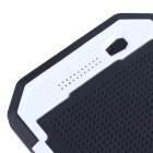 Redpepper Case Ultra-thin Waterproof Shockproof Case w/ Dot View Screen, Holder for HTC One M8