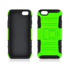"Angibabe 2 in 1 Hard Hybrid Silicone Back Cases for IPHONE 6 4.7"" - Green"