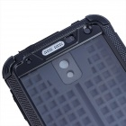 Redpepper Case Aluminum Alloy + Silicone Waterproof Shockproof Case for Samsung Note 3 - Black