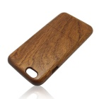 "Retro Style Protective Walnut Wood Back Case for IPHONE 6 4.7"" - Brown"