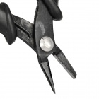 Repairing Aluminum Alloy Disassembling Pliers for Watch Band - Black