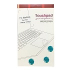 "OUSHINE Schutz PET Touchpad Film für 15,4 ""MacBook Pro - Transparent"
