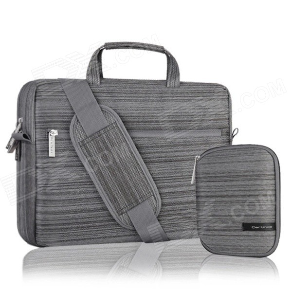 "Cartinoe Oxford Shoulder Bag / Handbag for 11"" / 11.6"" MACBOOK PRO - Grey"