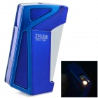 sysh0040 Creative Inflatable Butane Zinc Alloy Lighter - Deep Blue