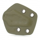 EDCGEAR Multi-functional Professional Quick-release K-Plate Scabbard Sheath - Army Green