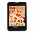 "AOSON M701TS 7"" Dual-Core Phone Tablet PC w/ 4GB ROM / Wi-Fi / Bluetooth, TF - White + Black"