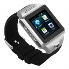 "IK 1.54"" Touch Screen Dual Core Android 4.0 Smart Watch Phone w/ Bluetooth / 5.0MP Camera / Wi-Fi"