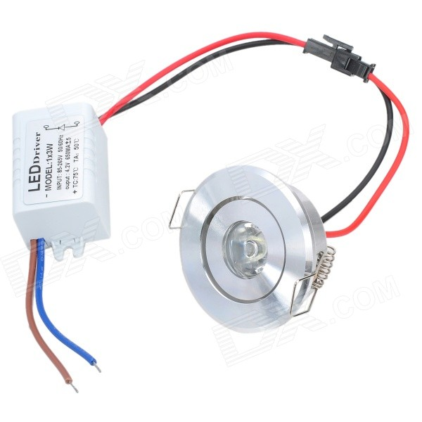 3W 120-Lumen 6800K White LED Spot Light Module (AC 85~265V)