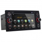 Joyous 1.6GHz Android System 2 Din Car Stereo DVD Player for Ford Focus / Mondeo / Kuga / Transit