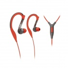 Philips Sports Earhook Headset SHQ3205 - White + Orange