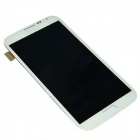 Samsung NOTE2 N7100 Replacement LCD Touch Screen Module - White