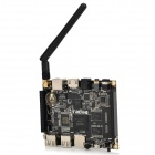 Radxa Rock-Lite ARM Cortex-A9 Quad-Core Development Board - Schwarz