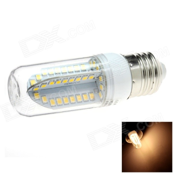 HONSCO E26 5W 400lm 3000K 84-SMD 2835 LED Warm White Light Bulb Lamp (AC 85~265V)