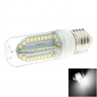 HONSCO E26 5W 400lm 6000K 84-SMD 2835 LED White Light Bulb Lamp (AC 85~265V)