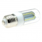 HONSCO E26 5W 400lm 84-SMD 2835 LED Cold White Bulb Lamp (AC 85~265V)