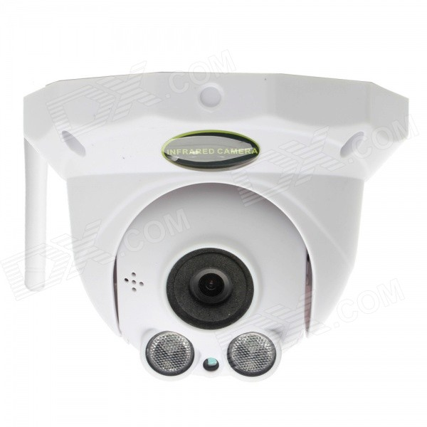 все цены на  SunEyes SP-P702W Wireless Dome IP Camera w/ Audio / TF Slot / ONVIF / Motion / IR - White  онлайн