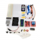 KEYES KT0054 Learning Board Tool Kit for Arduino Nano - White + Multicolored