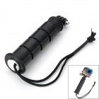 Portable Handheld Monopod Camera Mount Pole for Gopro Hero 4/ 2 / Hero 3 / SJ4000 - Black