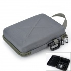 Protective Double Zipper EVA Camera Storage Bag Pouch for GoPro HD Hero 3+ / 3 / 2 / SJ4000